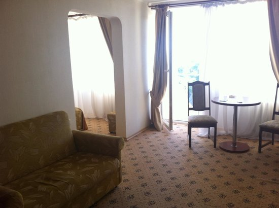 Premier Compass Hotel Odessa: номер