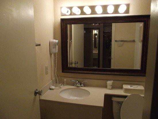 The Barrymore Hotel Tampa Riverwalk: Vanity
