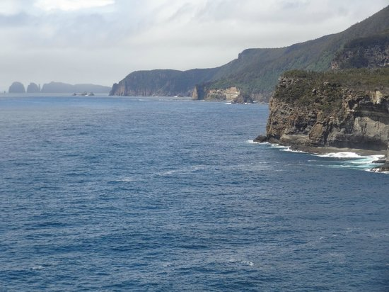 Eaglehawk Neck, Australia: Rugged coast