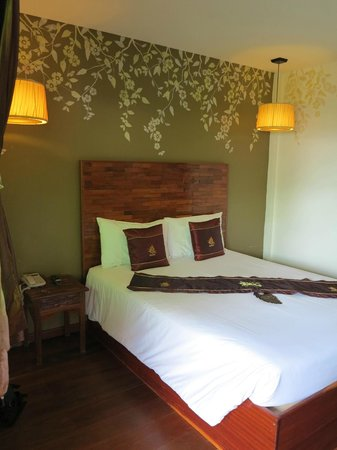 Thapae Boutique House : Rooms are nicely decorated