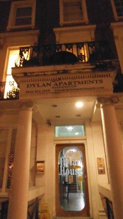 Dylan Apartments Paddington: UN'ENTRATA ACCOGLIENTE!