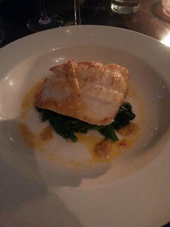 Fish on the Green: Turbot