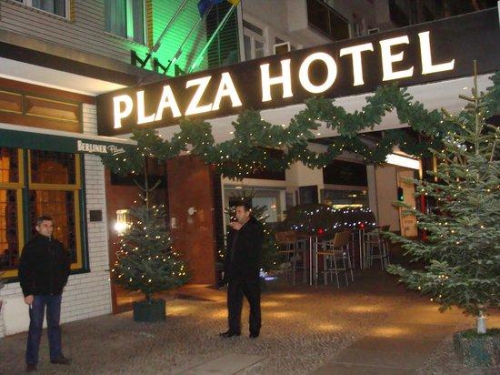 Hotel Berlin Plaza Knesebeckstrasse