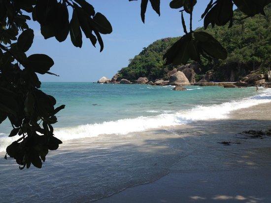 Thong Takhian Beach (Silver Beach) : Silver