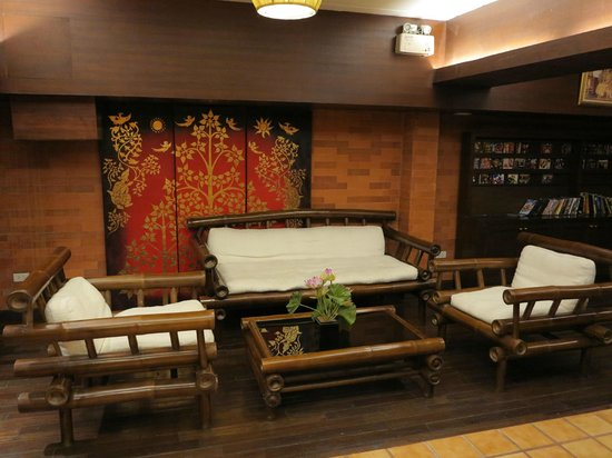 Sira Boutique Hotel: Hotel lounge