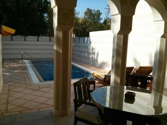 The Oberoi Sahl Hasheesh: Private Pool...