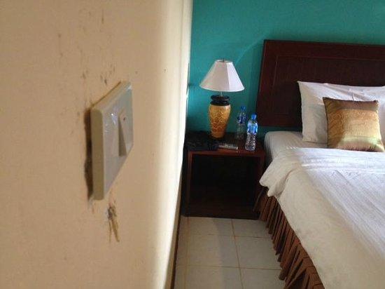 White Sand Krabi Hotel : Deluxe room