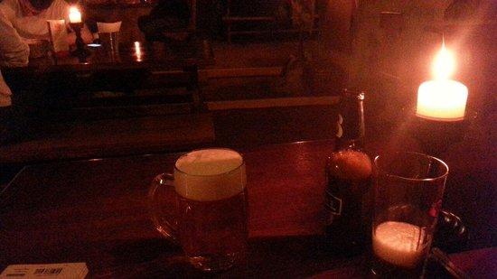 U Sedmi Svabu : Due birre doppio malto Pilsner Urkell