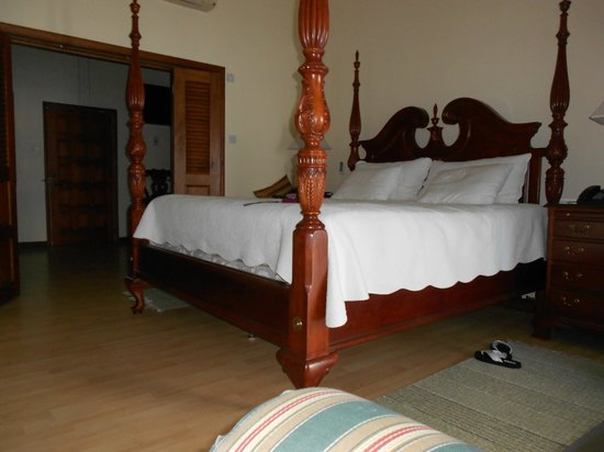 Villa Beach Cottages : Comfortable Deluxe Room
