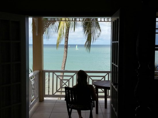 Villa Beach Cottages : Doesn't get any better than this