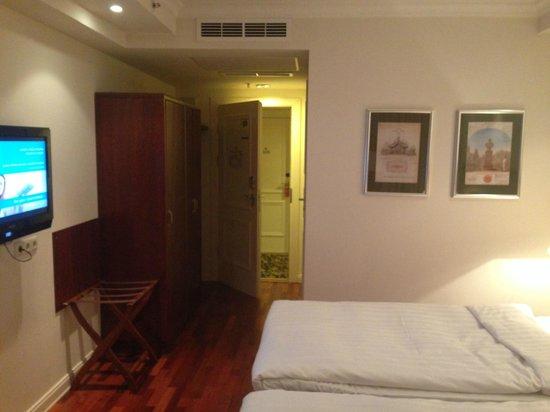 Original Sokos Hotel Olympia Garden : Номер