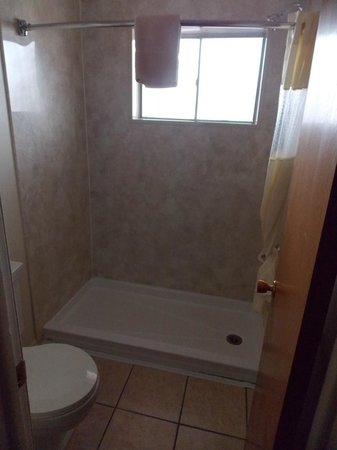 BEST WESTERN Red Hills: Bagno
