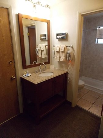 BEST WESTERN Red Hills : Bagno
