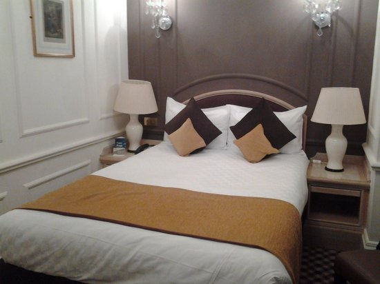 Thistle Hyde Park : lovely & comfortable rooms
