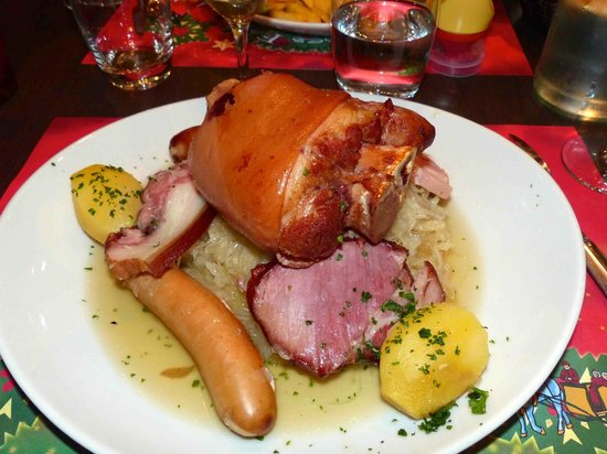 Choucroute Royale Picture Of Bratschall Manala