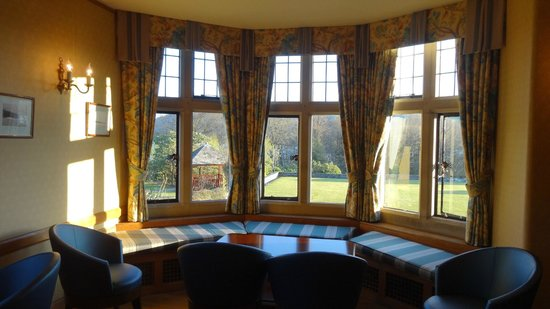 Cragwood Country House Hotel: Tranquil views
