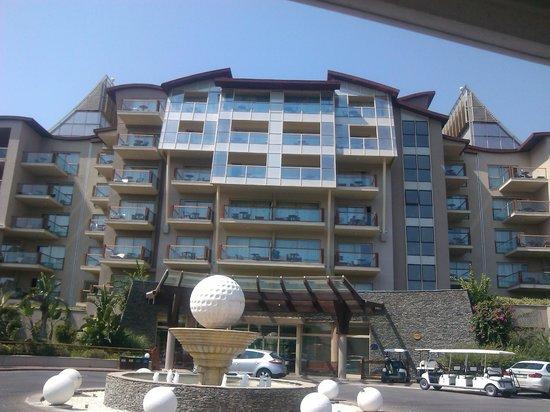 Sueno Hotels Golf Belek: otel