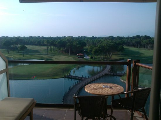 Sueno Hotels Golf Belek: Huzur ...