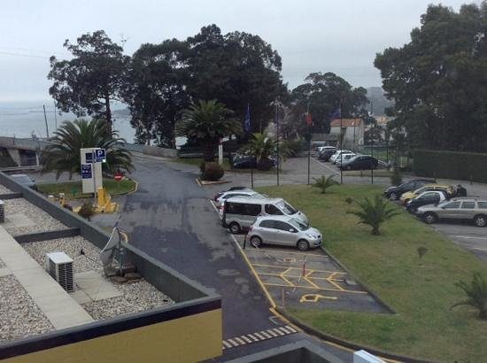 Novotel Porto Gaia : Vista do 3º piso