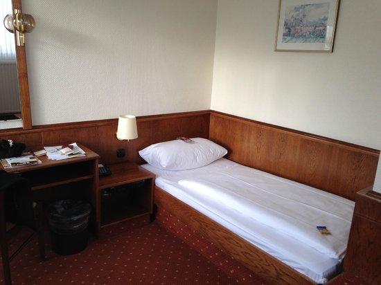 Novum Hotel Ravenna Berlin Steglitz : Saubere Zimmer