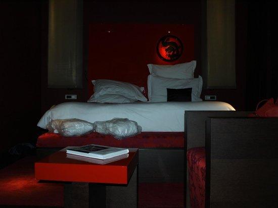 Buddha-Bar Hotel Budapest Klotild Palace : Chambre supérieure