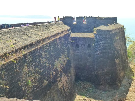 Fort Aguada Beach: Fort Aguada