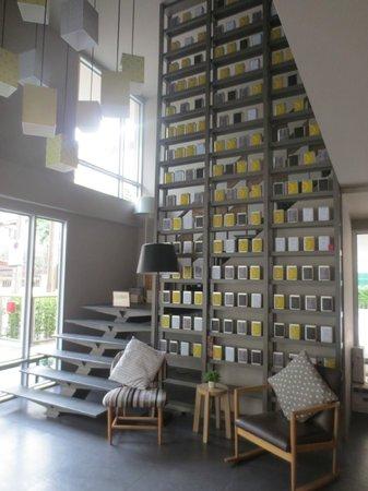 Lemontea Hotel: Lobby