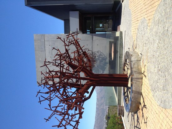 The Restaurant at Waterkloof : Entrance