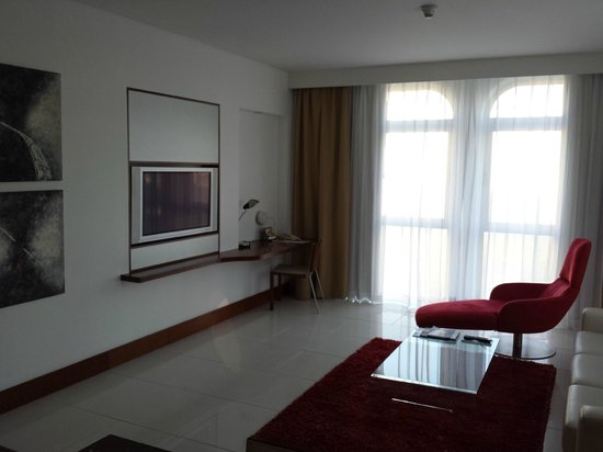 Villa Rotana - Dubai : Living Room