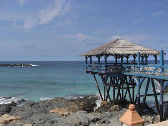 Marine Club Beach Resort : pontile