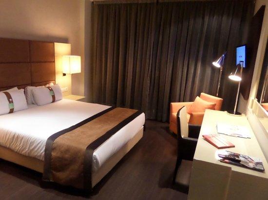 Holiday Inn Madrid - Las Tablas: King Bed Guestroom