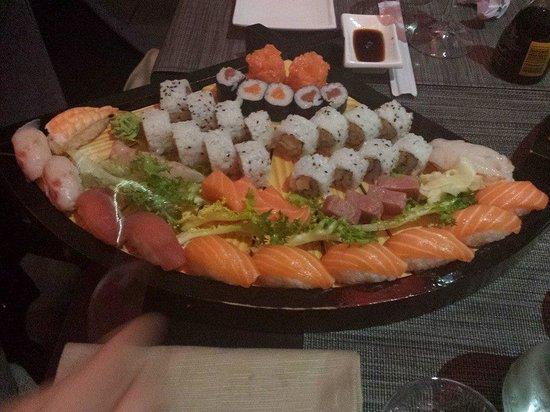 Koori sushi : Barca Mix