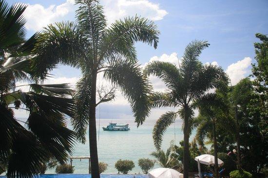 Ko Tao Resort : view
