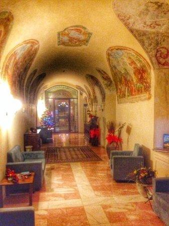Convento di Santa Croce: L'ingresso