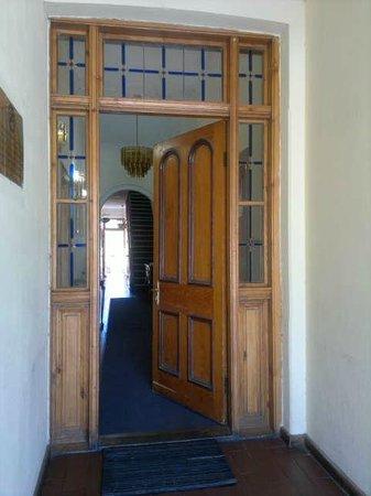 Grand Hotel: Front Door