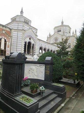 Cimetière Monumental : oct 2013