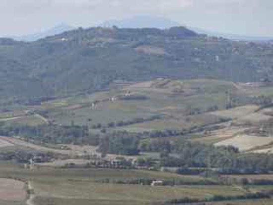 Torre del Moro : Orvieto hills