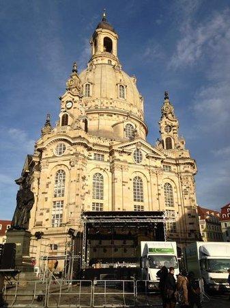 Vienna House QF Dresden: Frauenkirche
