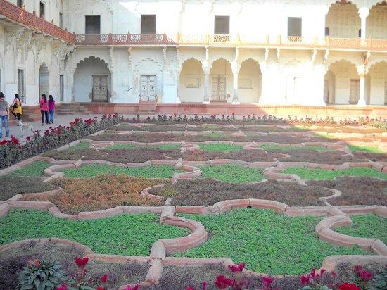 Fuerte de Agra: Khas Mahal