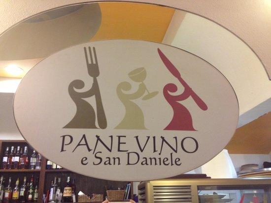 Pane Vino e San Daniele : Benvenuti