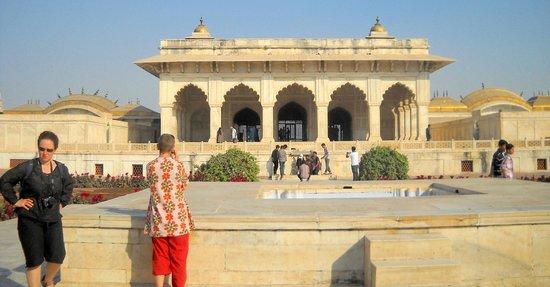 Agra Fort: Khas Mahal