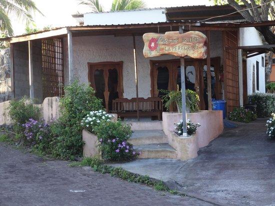 La Peregrina: From the road