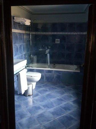 RV Hotel Palau Lo Mirador: Baño