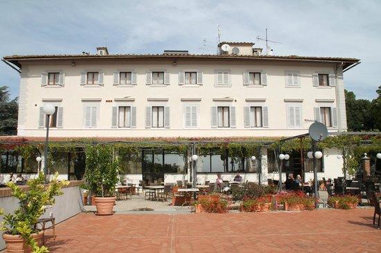 Hotel Garden : hoofdgebouw