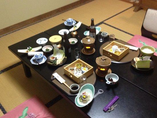 Kagiya : 料理