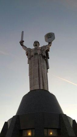 Rodina Mat (Motherland): Мощь