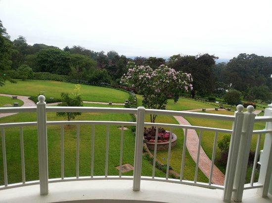 Hemingways Nairobi: The view from the room