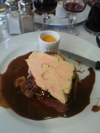Restaurant Le Magret: Bien servi !