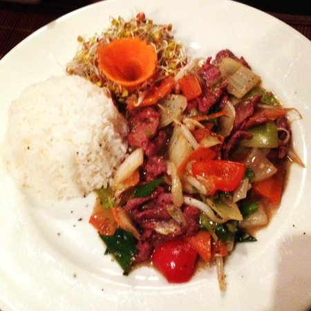 Little Hanoi...and more!: Beef with vegetables