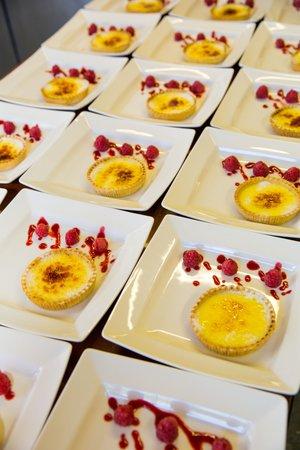 Leith's at Beaulieu: Piquant Lemon Tart